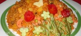 استامبولی با مرغ