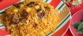 استامبولی با گوشت