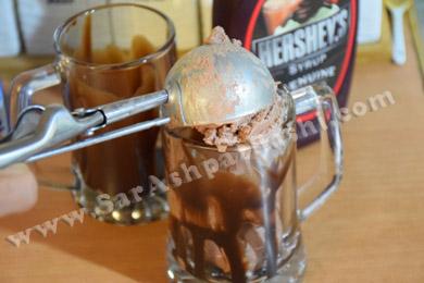 اسکوپ بستنی