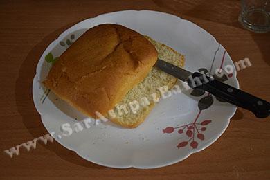 باز کردن نان