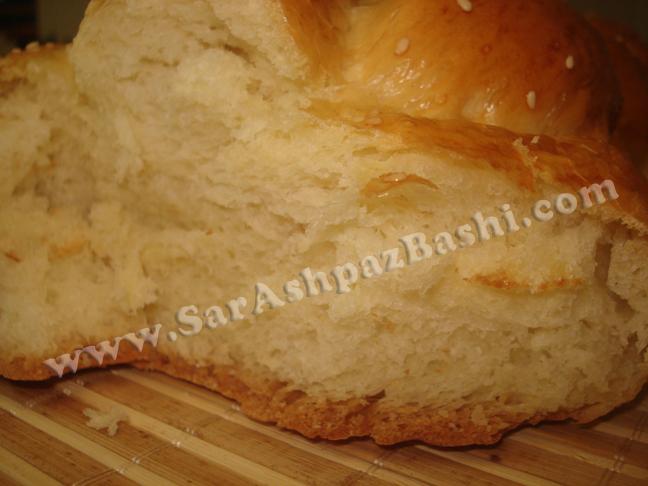 بافت نان گیسو