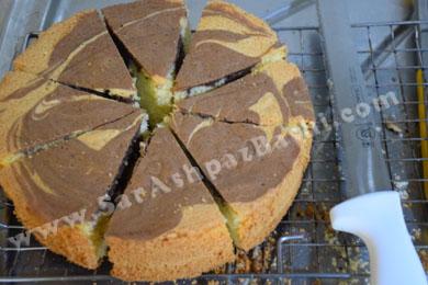 برش زدن کیک
