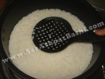 بقیه برنج