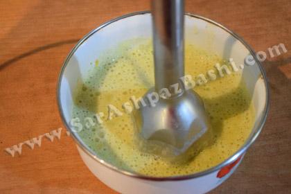 بلند کردن سوپ