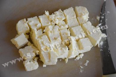 خرد کردن پنیر
