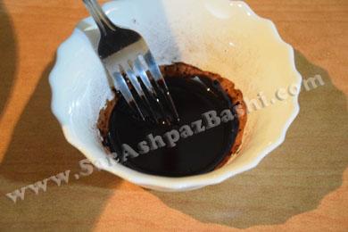 رقیق کردن پودر کاکائو