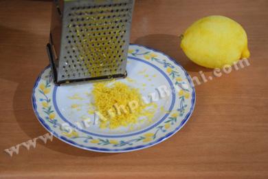 رنده پوست لیمو ترش