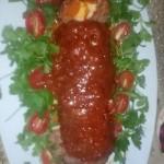 رولت گوشت منیره