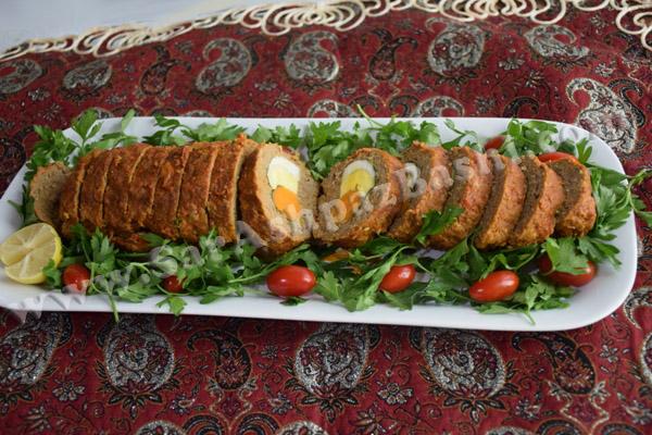 رولت گوشت | سرآشپزباشی