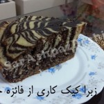زبرا کیک فائزه جان (2)