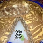 زبرا کیک فائزه