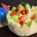 سالاد میوه تابستونی