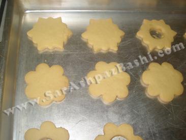 شیرینی های پخته