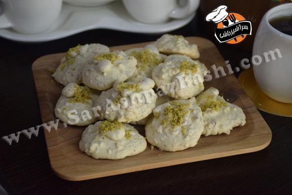 شیرینی پفکی گردویی (۲)