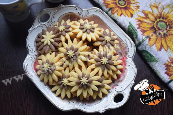 شیرینی گل مینا