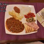 صبحانه انگلیسی سایه