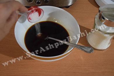 قهوه و شکر