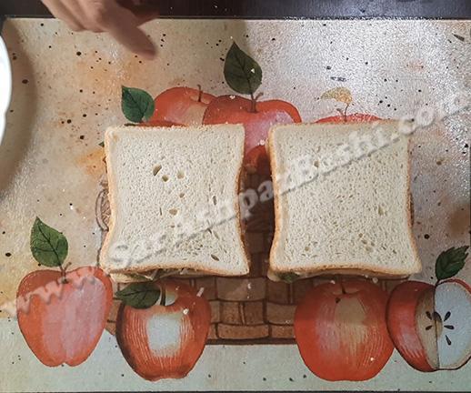 لایه دوم نان
