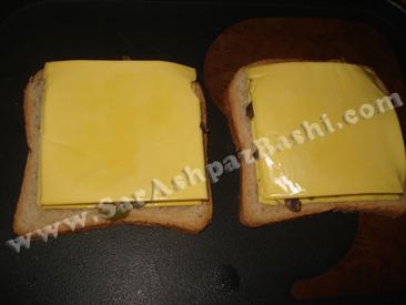 لایه دوم پنیر