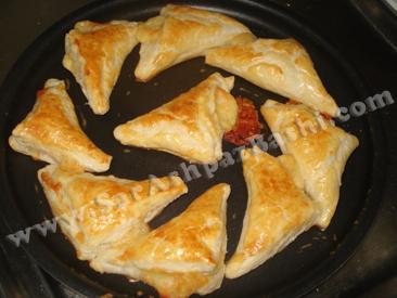 مثلث های پنیری