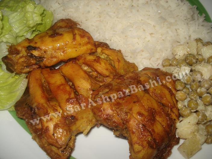 مرغ اندونزی