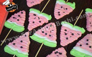 مرنگ هندوانه (۵)