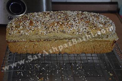نان از قالب در آمده