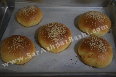 نان پخته