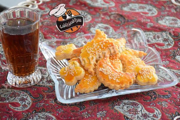 نان چای قزوین