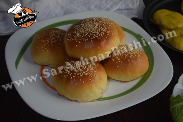 نون همبرگر