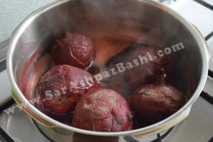 پختن لبو
