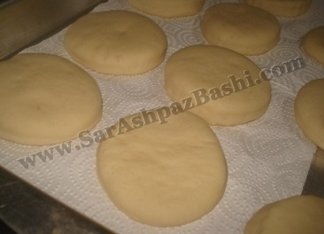پف کردن خمیرهای قالب زده