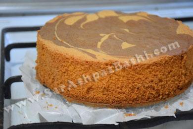 پف کیک