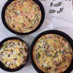 پیتزا با خمیر جادویی گلی جون
