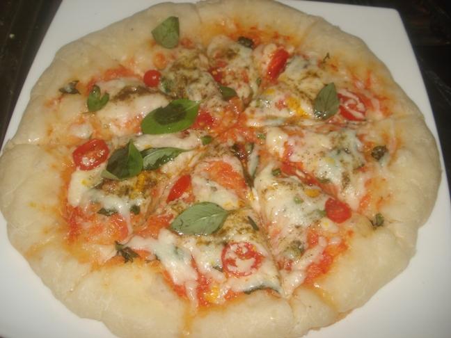پیتزا مارگاریتا