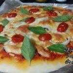 پیتزا مارگریتا مریم