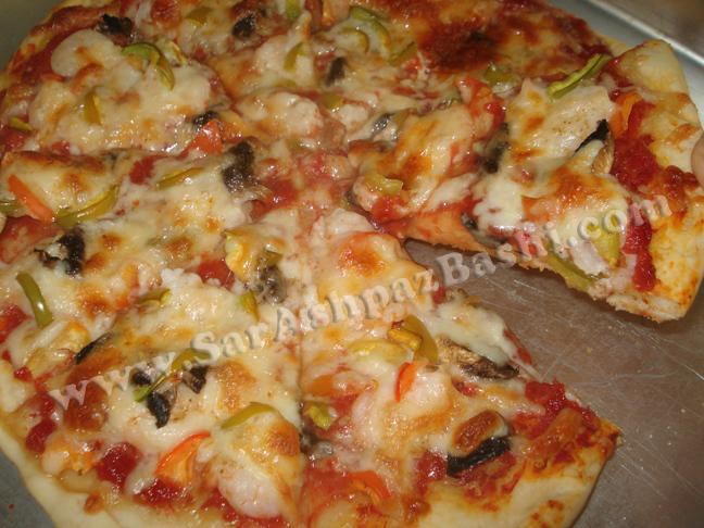 پیتزا میگو