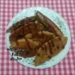 پیراشکی گوشت عسل