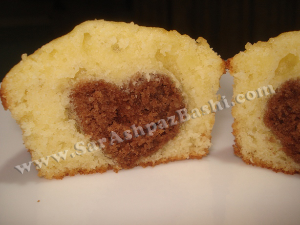 کاپ کیک ولنتاین2