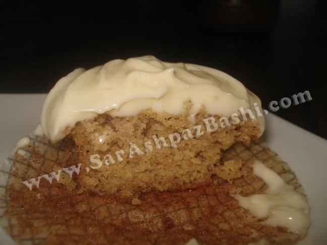 کاپ کیک کدوحلوایی