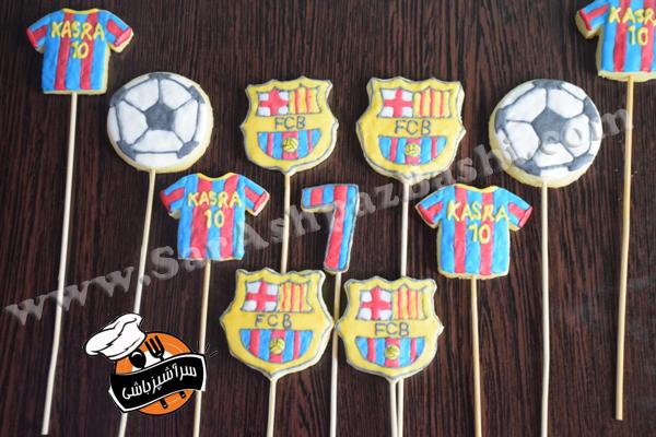 کوکی بارسلونا