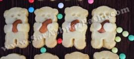 کوکی خرس بادام به بغل