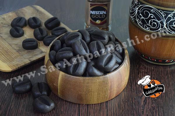 کوکی دانه قهوه (۲)