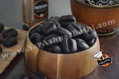 کوکی دانه قهوه (۳)