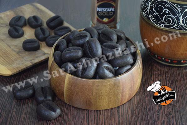 کوکی دانه قهوه