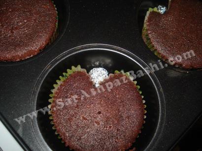 کیک آماده شده 2