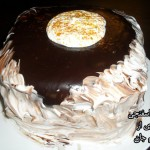 کیک اسفنجی مریم
