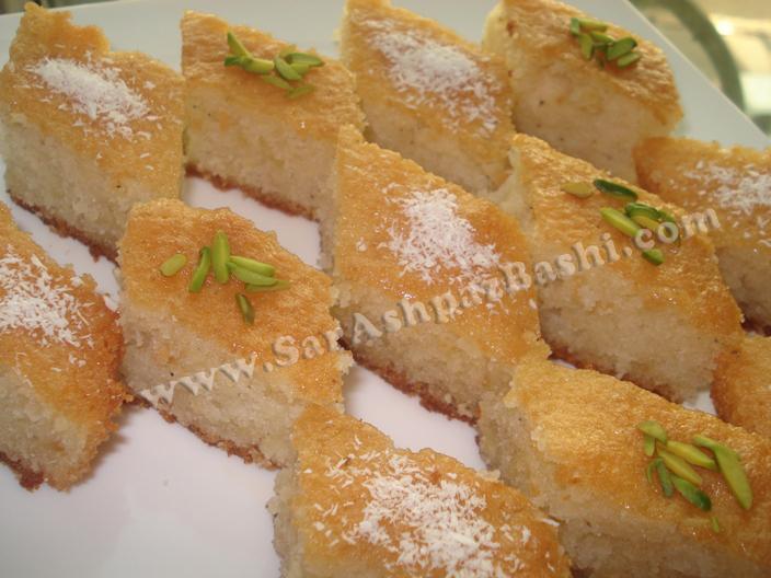 کیک باقلوا