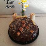 کیک بدون فر باران