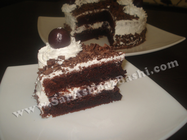 کیک بلک فارست